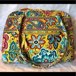 Vera Bradley - Bowler Provençal Bag